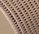 "Picture of Ring Wire comb spool (2:1) # 6.9 (1/4"") white 58.000 RENZ"
