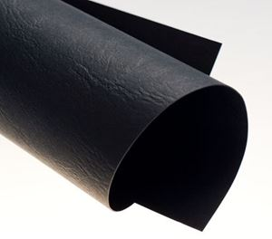 Picture of Binding covers A4 leather grain (250g/m2) BLACK 100/1 Lamin8er