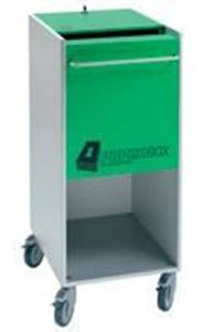"""Picture of IDEAL paperbox """"Collect & Shred"""""""
