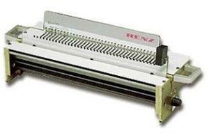 Picture of RENZ DTP 340 tool d=3.6mm coil binding pitch 5mm QSA