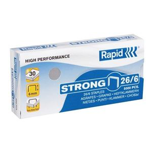 Picture of Staples 26/6 5000/1 Rapid