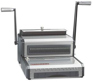 Picture of Ring Wire binding machine Q SY310 (3:1)