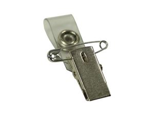 Picture of ID Clips American with safety pin 100/1 Lamin8er