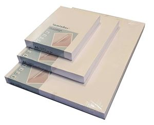 Picture of Laminating pouches A4 (100µ) 303x216 100/1 Lamin8er